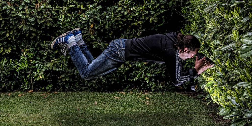 Levetation About - Dennis Wassenburg Fotografie