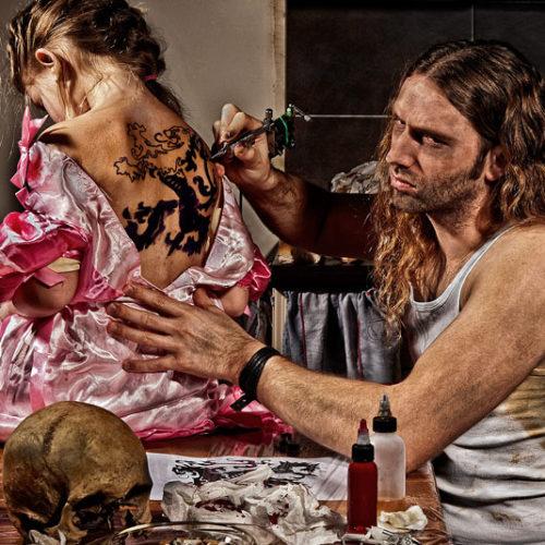 Tattoo - Dennis Wassenburg Fotografie